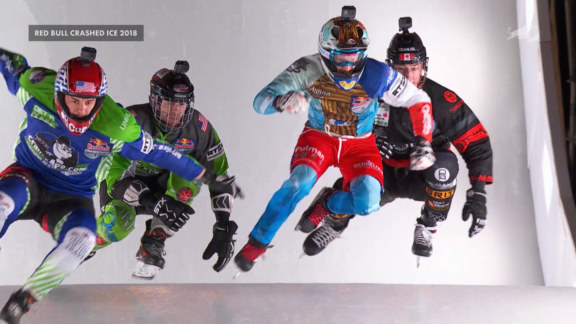MIPCOM Red Bull Crashed Ice Trailer
