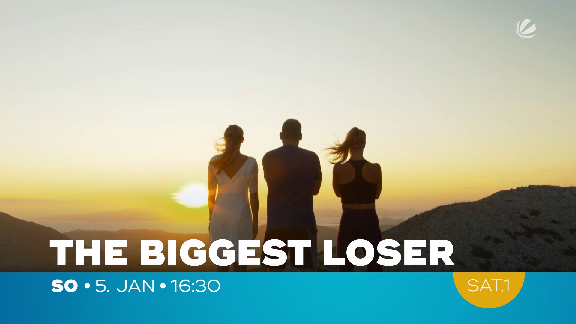 Sat.1 The Biggest Loser 2021 Ankündigungstrailer