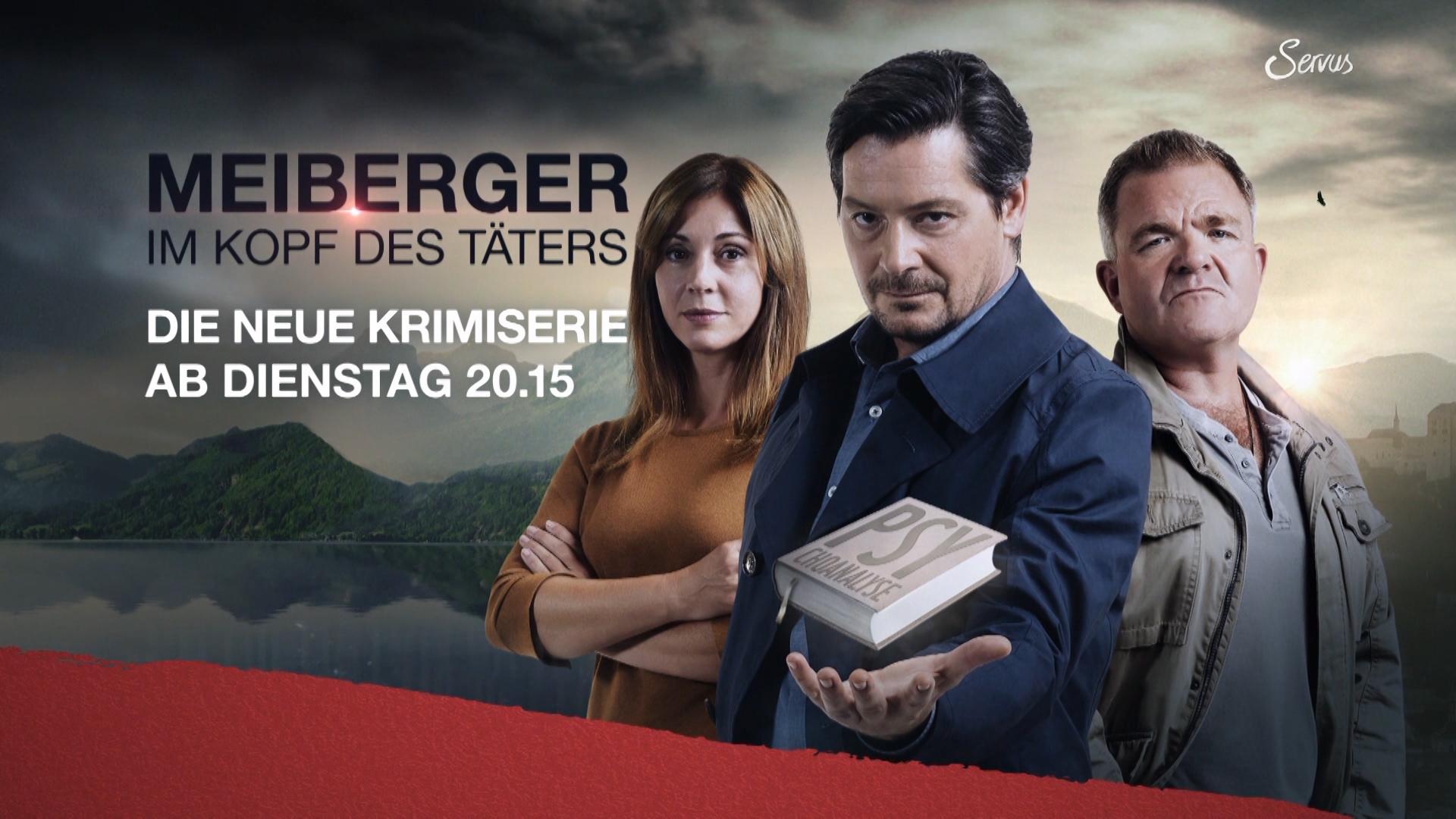 Servus TV Meiberger Ankündigungstrailer
