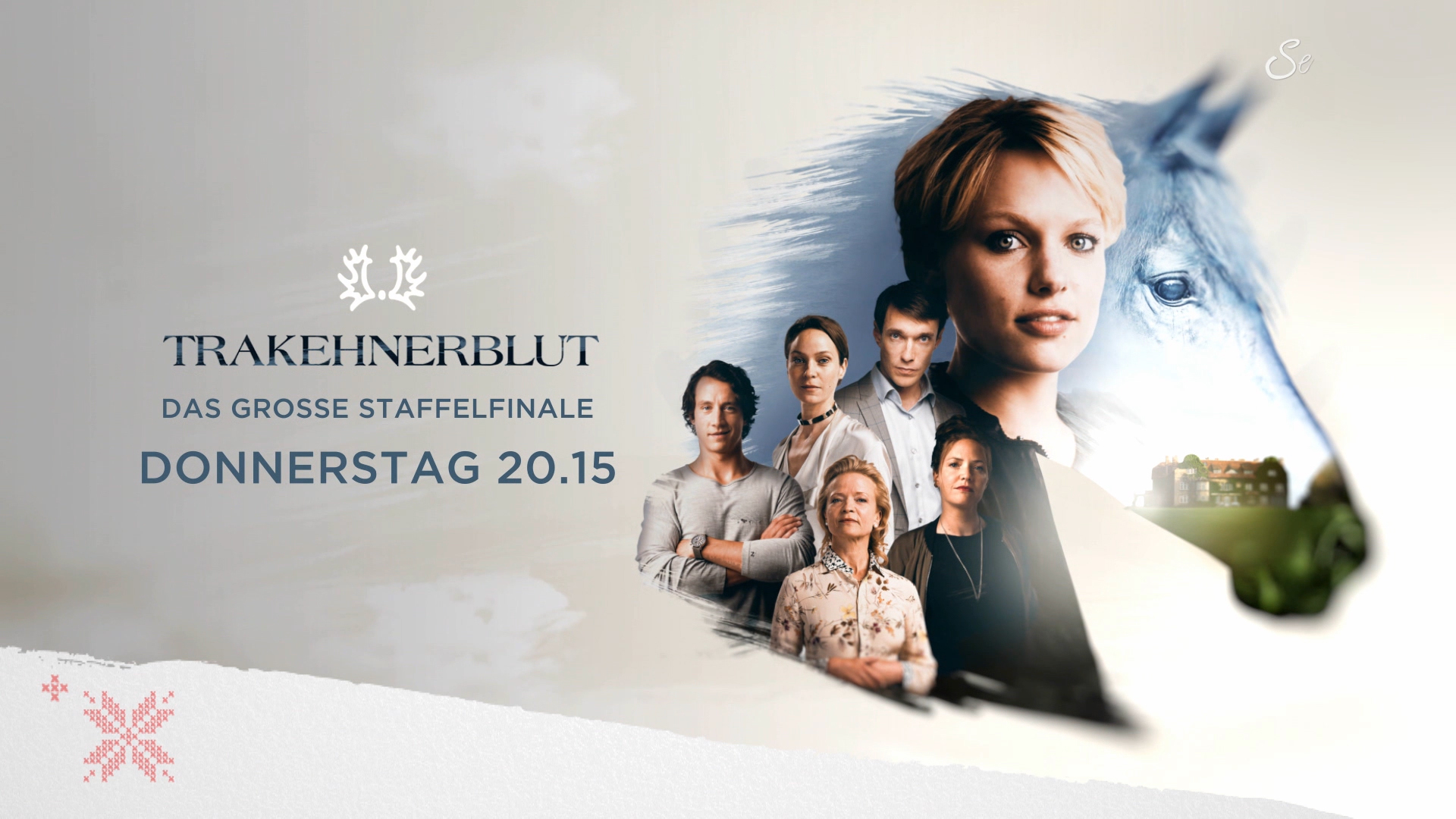 Servus TV Trakehnerblut Staffelfinale-Trailer