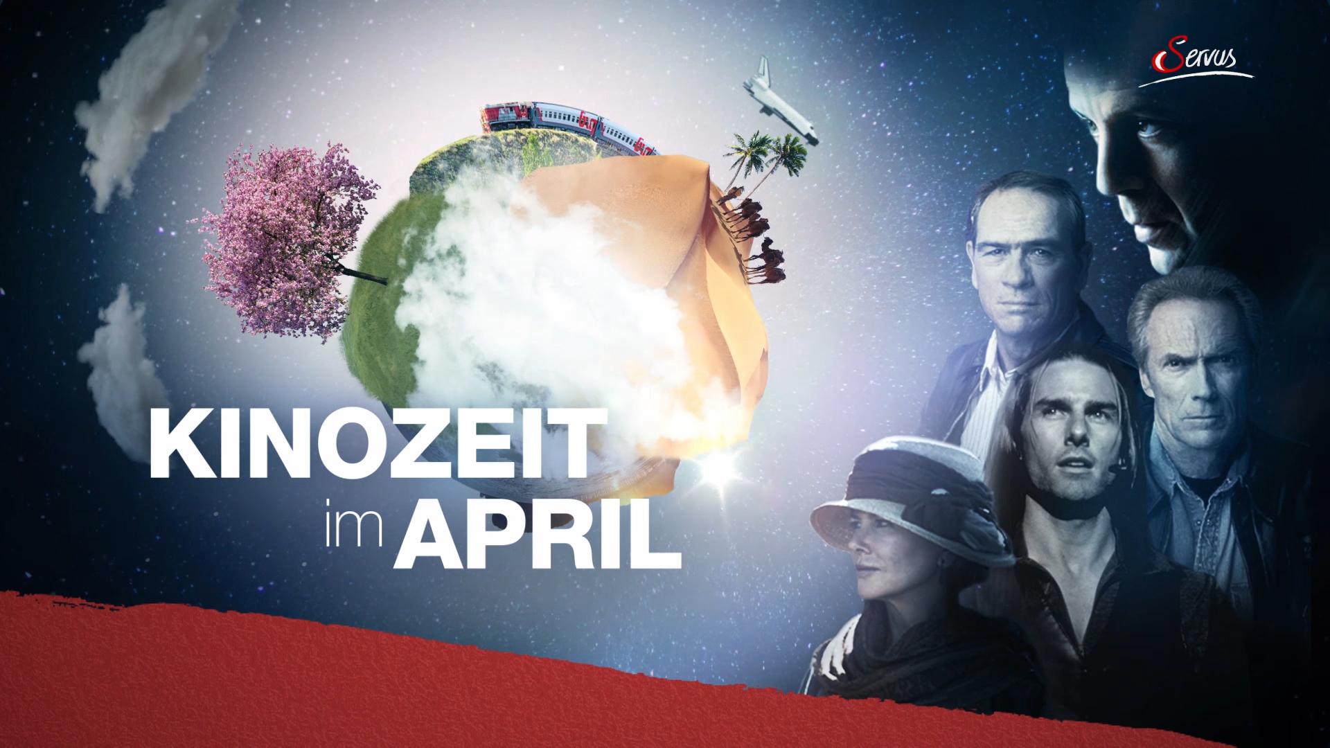 Servus TV Kinozeit im April Trailer