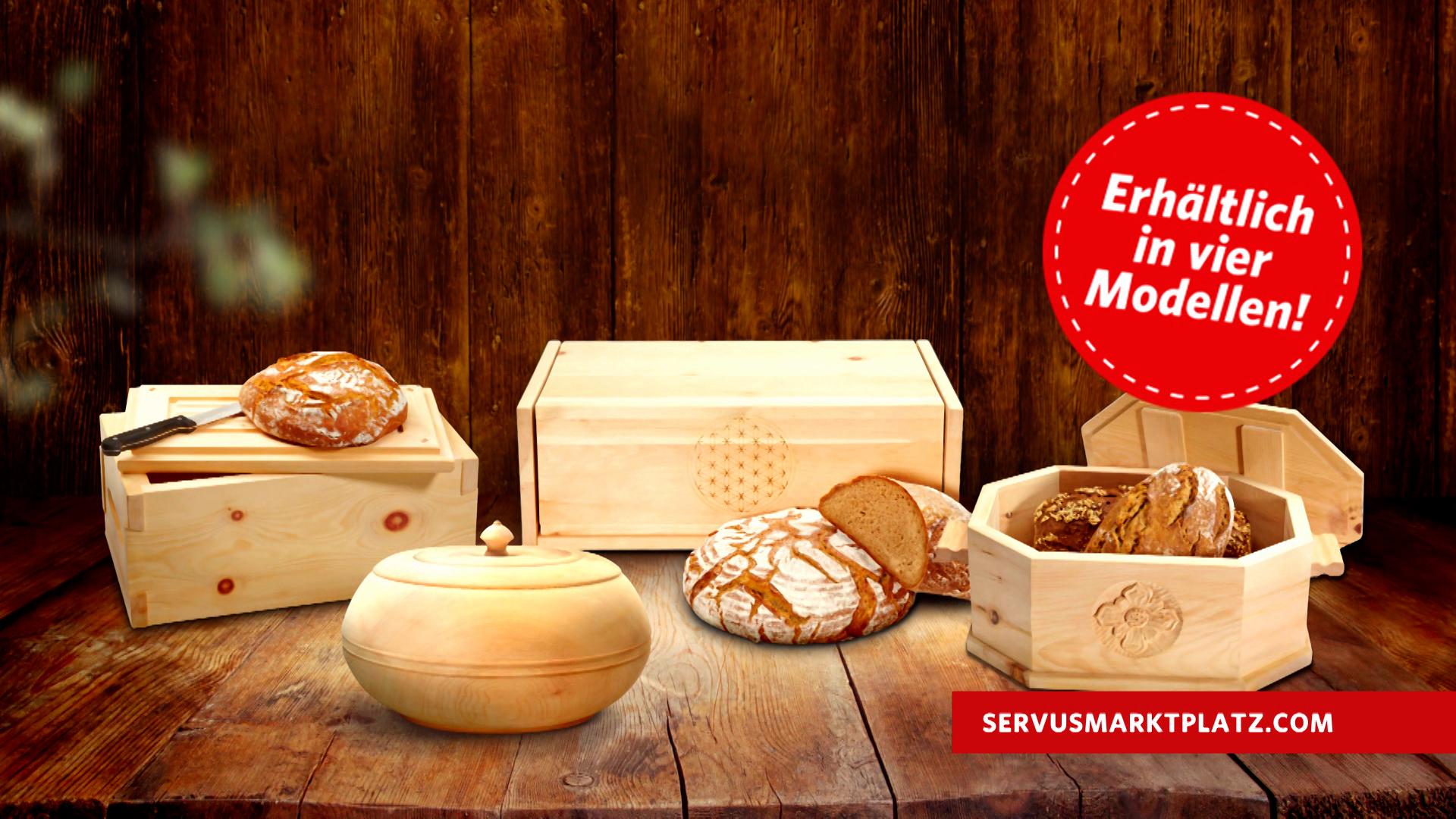 ServusTV Marktplatz Produktfilm Brotdose