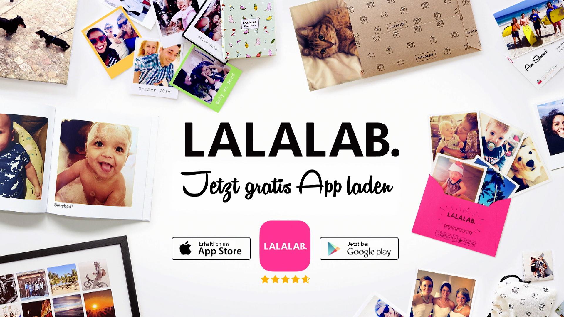 LaLaLab Werbespot