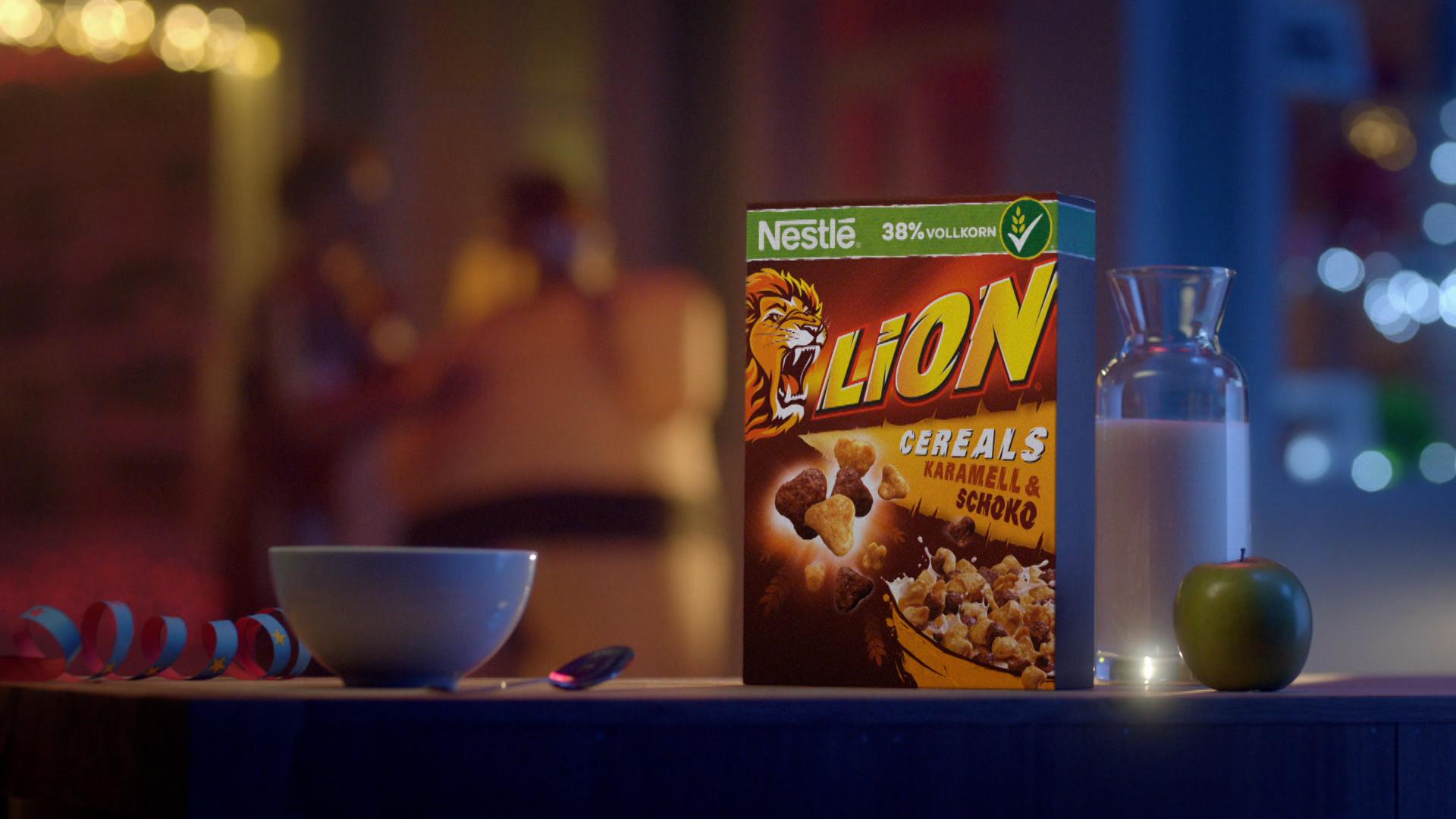 Lion Cereals Sponsoring