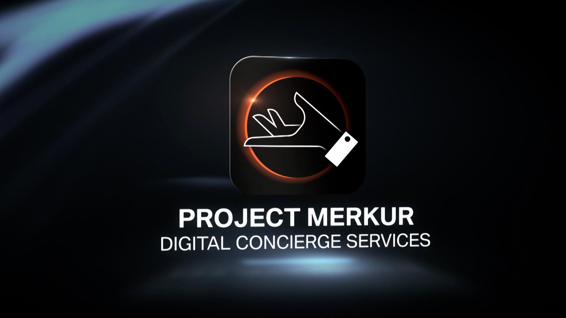 BMW Merkur Produktfilm
