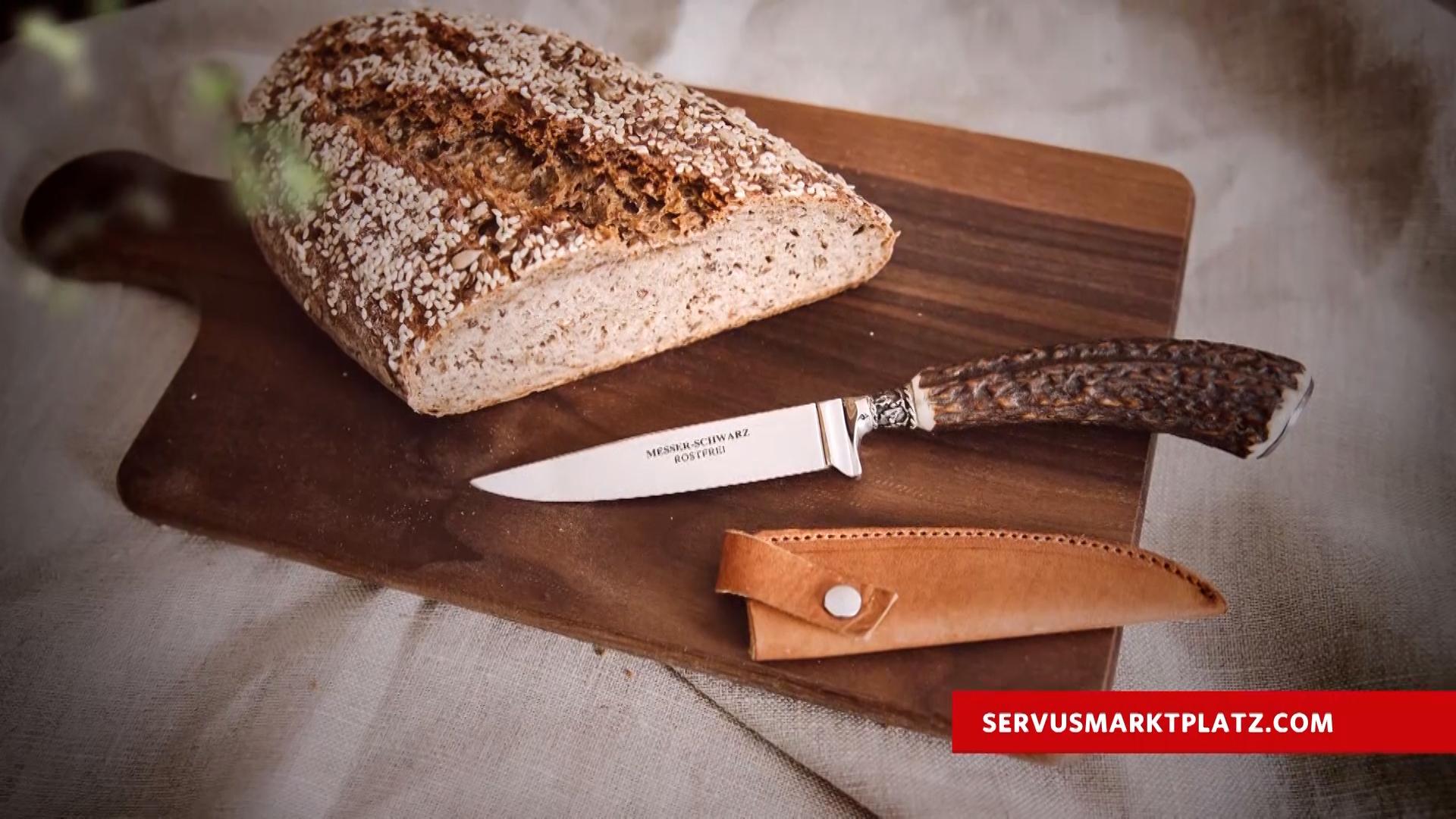 Servus TV Marktplatz Produktfilm Messer