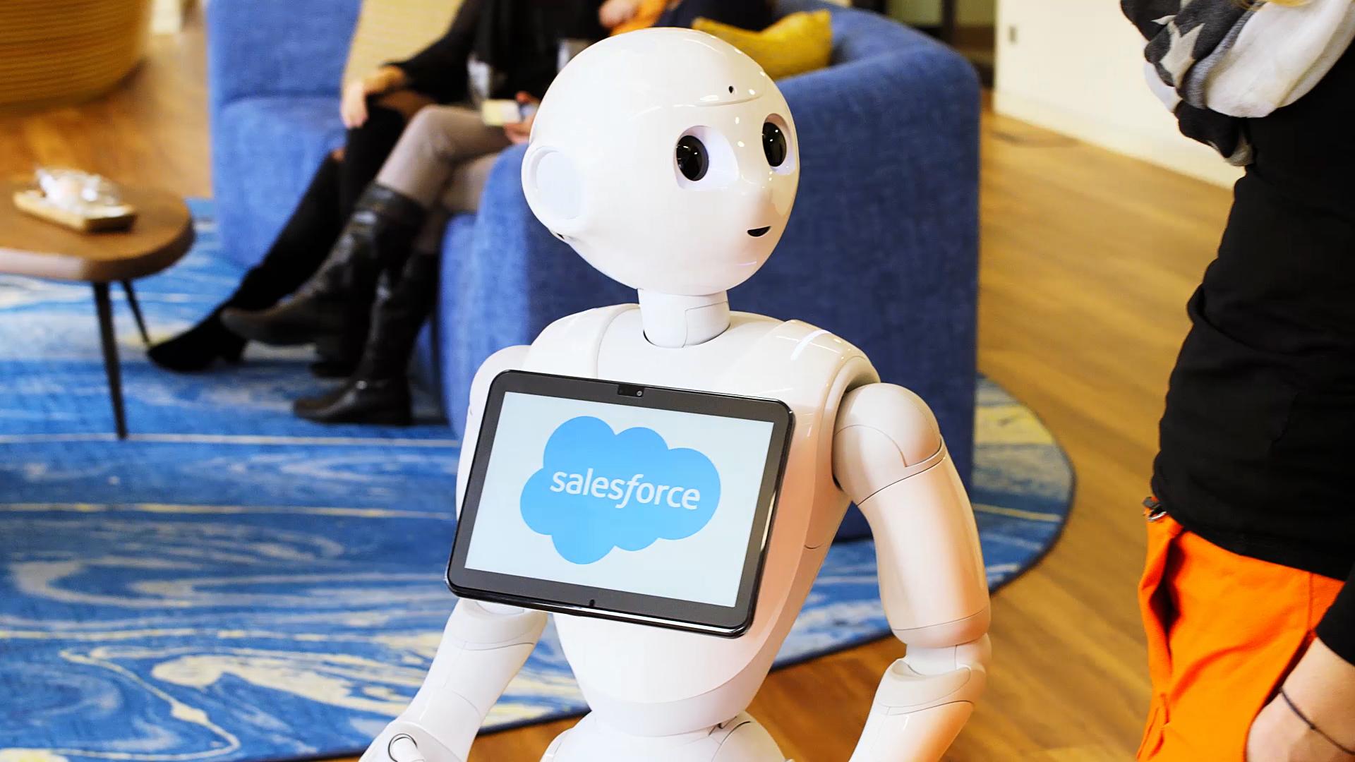 Salesforce Executive Briefing Center Corporate