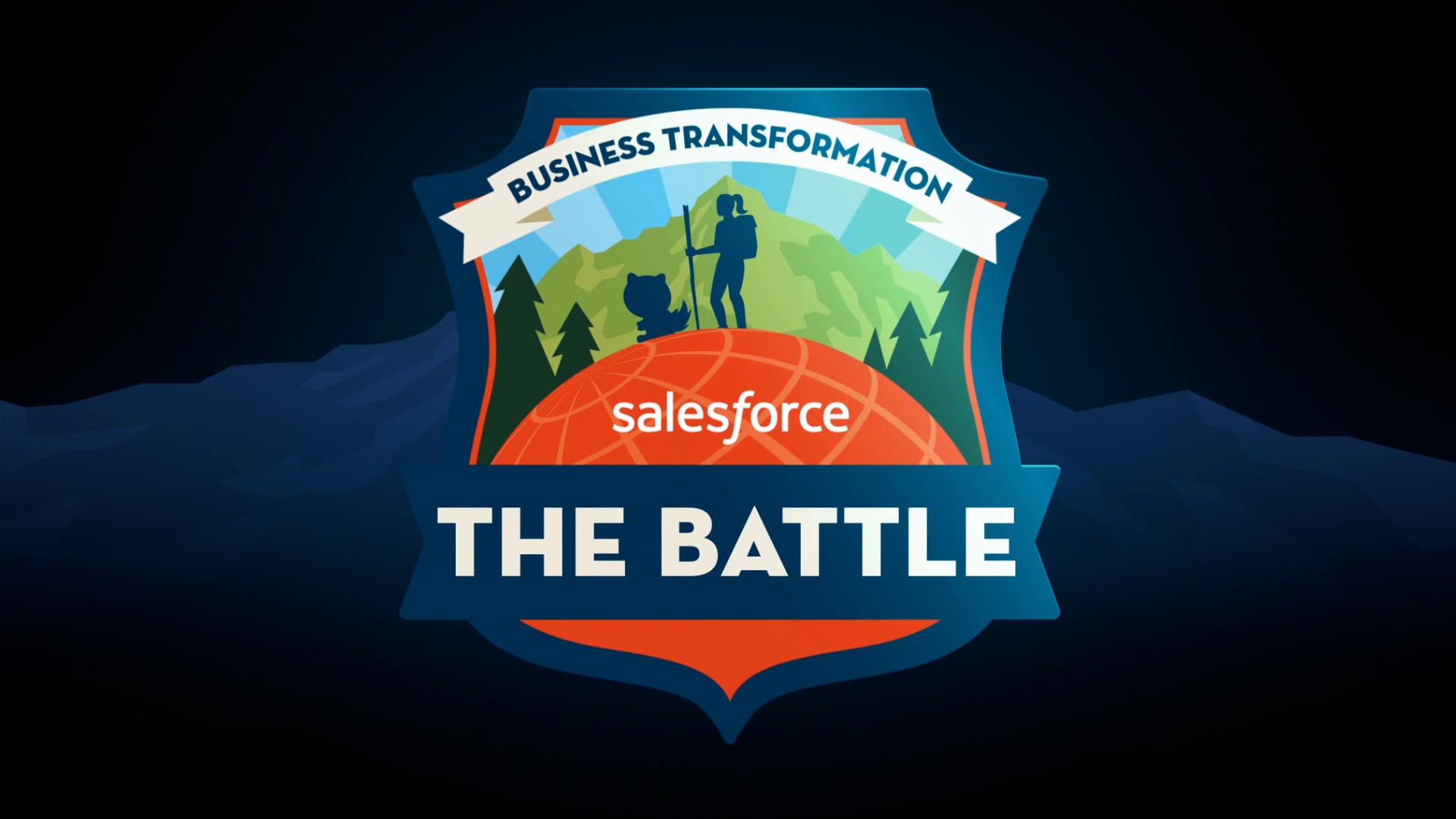 Salesforce The Battle Corporate Video