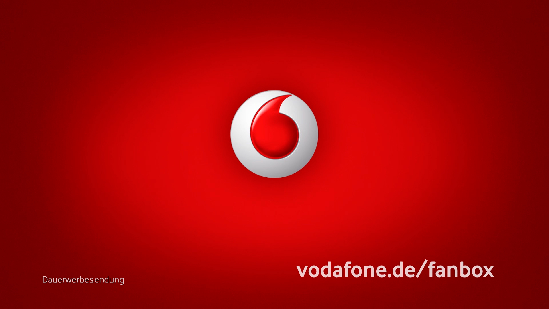 Vodafone Promostory Dauerwerbesendung