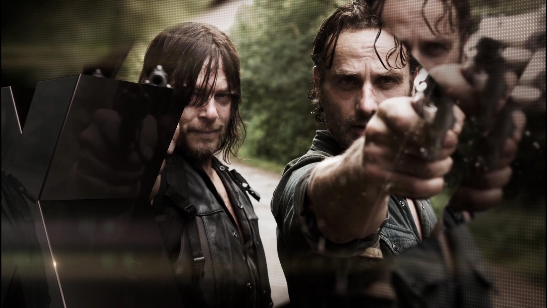 FOX The Walking Dead Standbild Trailer